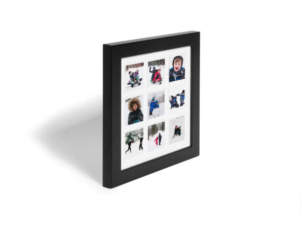 Christmas Gift Ideas for Girlfriend - framed magnet collage - Spell It Out
