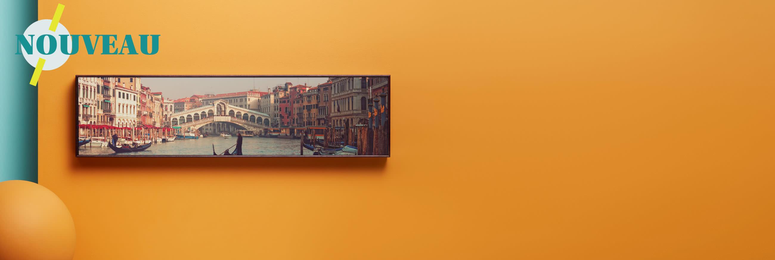 Panoramic Box Framed Prints