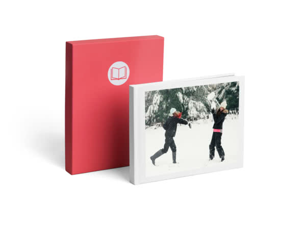 A4 Pro Lay Flat Photo Book