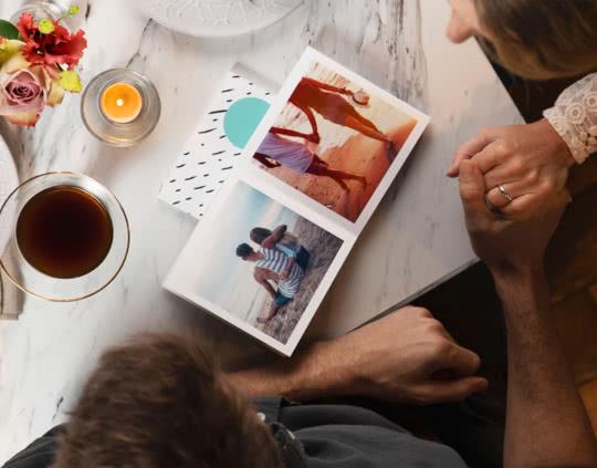 Little Romantic Moments Photo Book