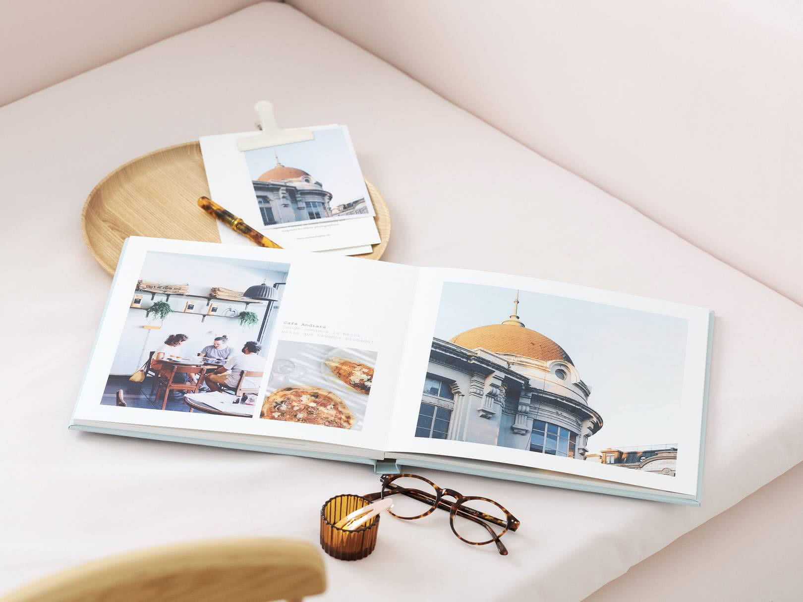 Crea tu álbum de fotos