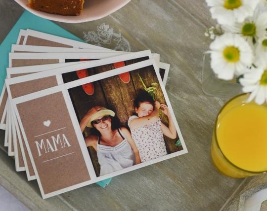 Detalles para madres - Tarjetas muy personales
