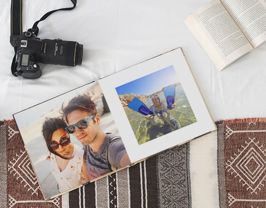 Álbum & Libro de Fotos