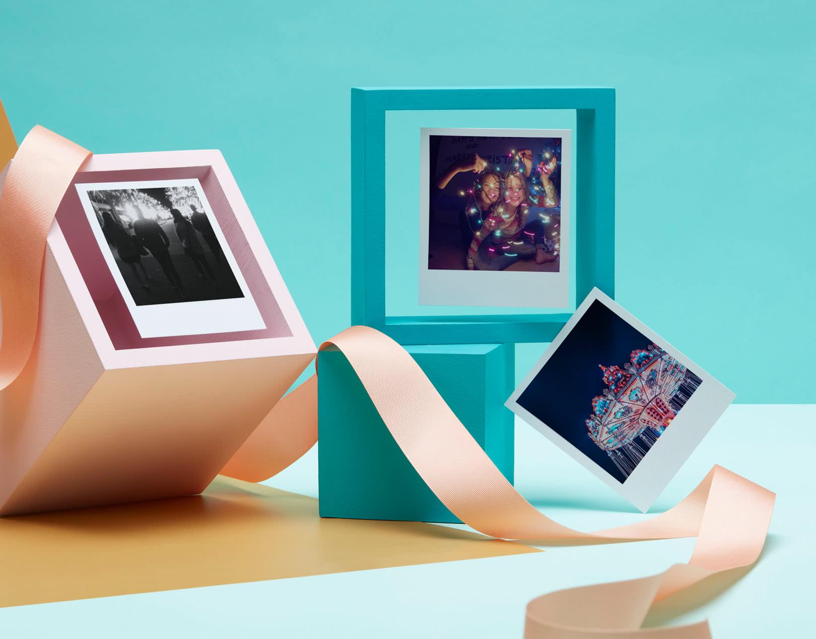 Retro Prints Photo Printing Photobox