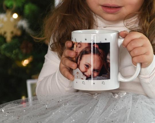 Regalos para Navidad personalizados - Tazas Personalizadas