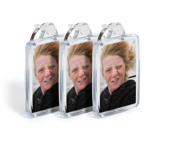 how to make photo keyrings