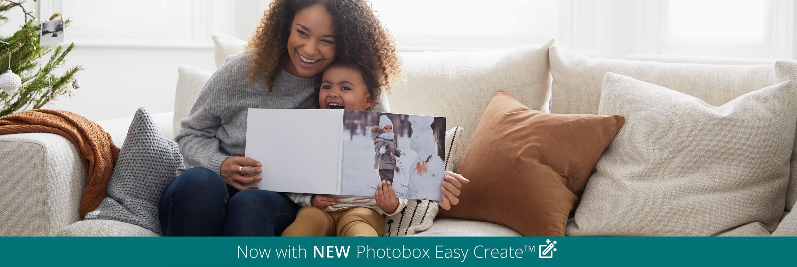 A4 & A3 Standard Hardcover Photo Books