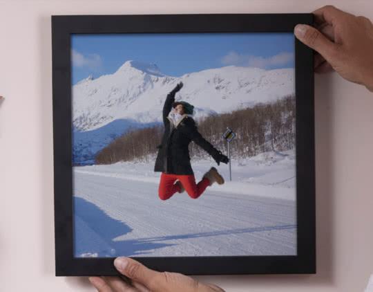 Framed poster prints