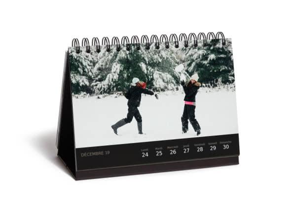 Cadeaux de Noël pour votre Papa - Calendrier de Bureau Luxe - Ce que j'aime chez toi