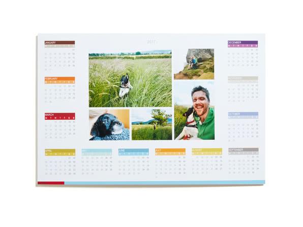 Collage Calendars