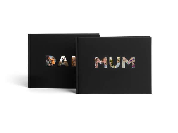 Mum & Dad Photo Books