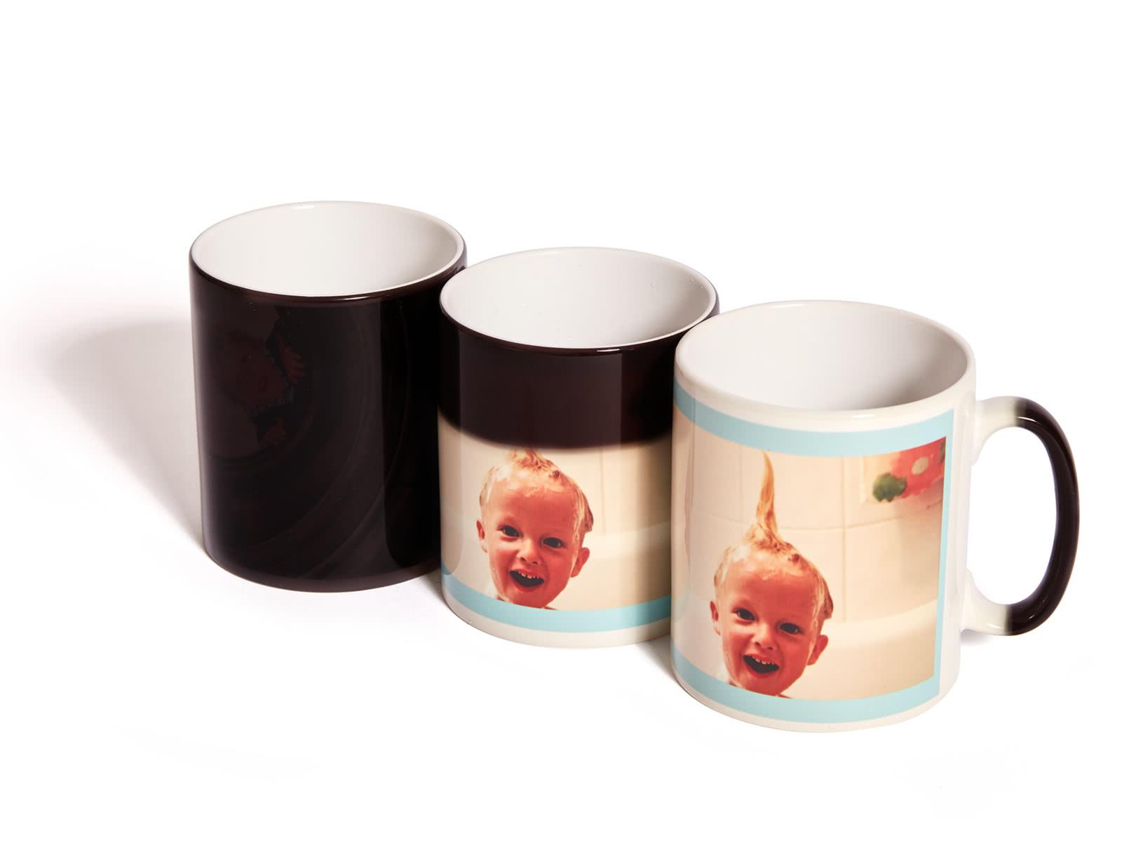magic photo mug your photos magically revealed photobox