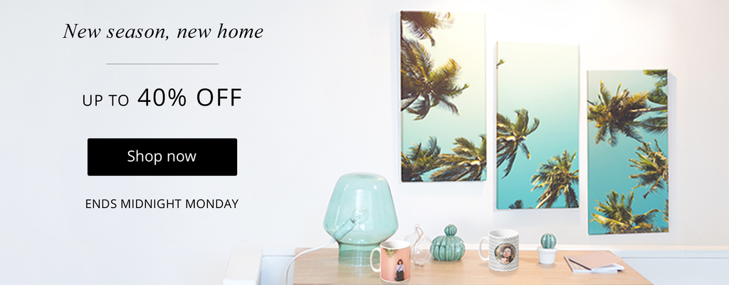 Up to 40% off Home Event