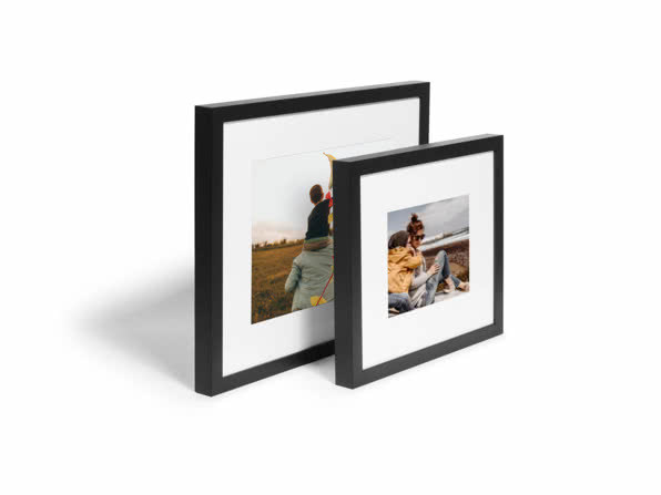 Picture frame for iphone 6x6 photo