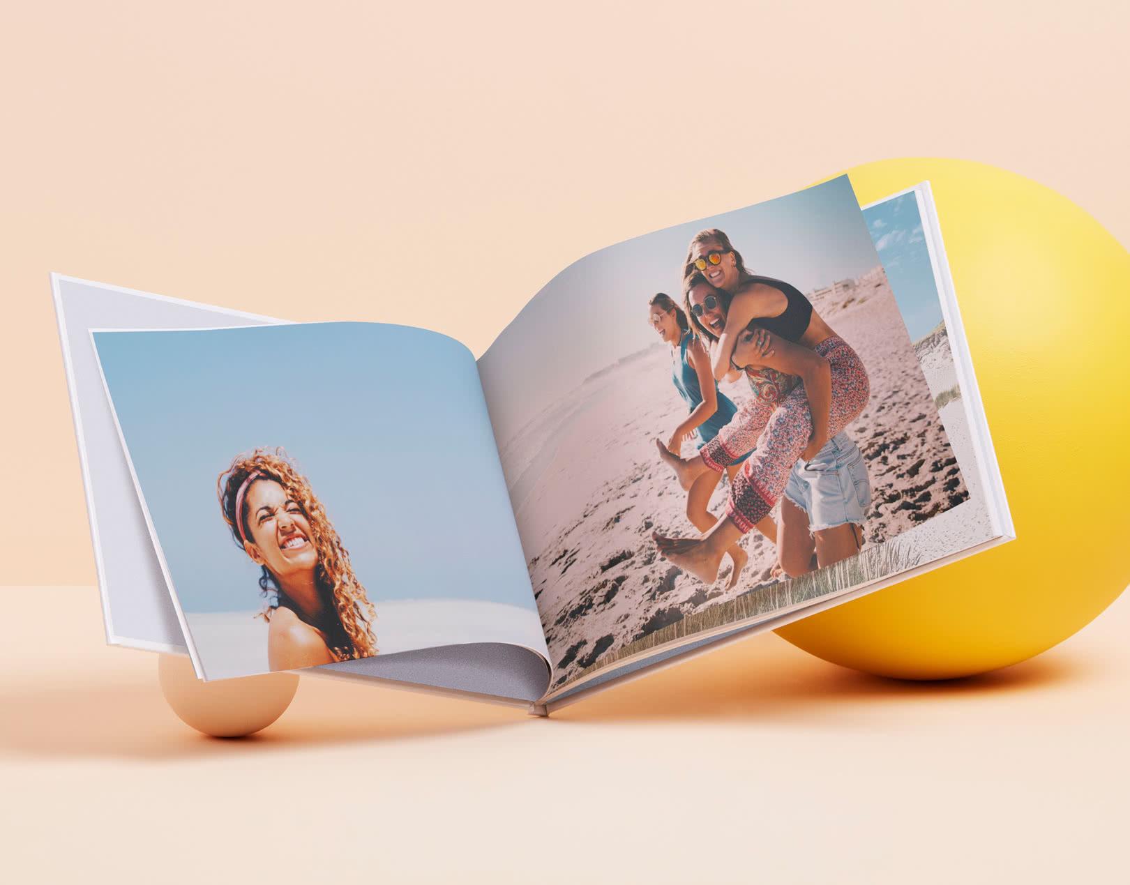 Livre Photo Creez Votre Album Photo Personnalise Photobox