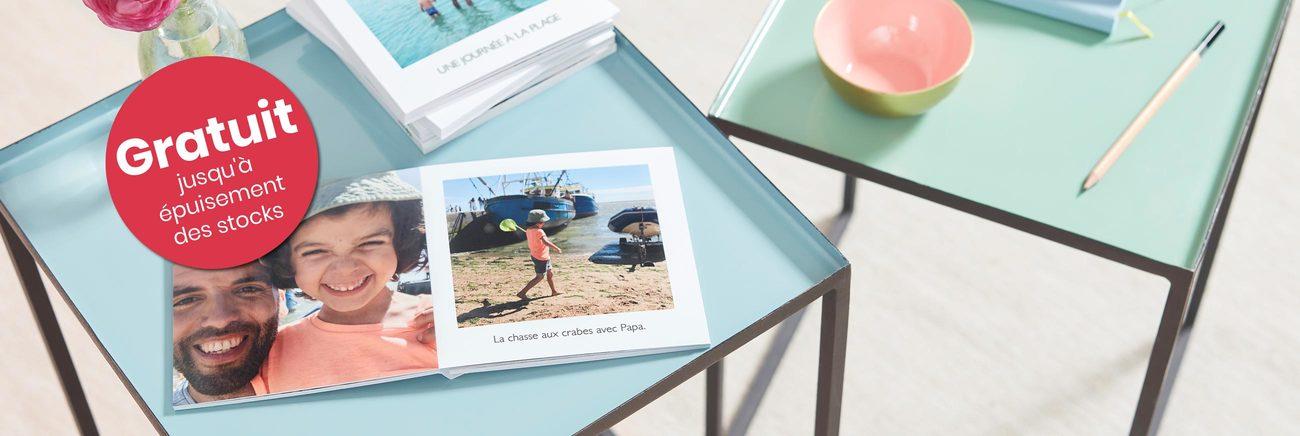 Retrouvez les dernières offres fantastiques de Photobox !
