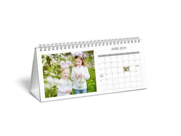 Photobox Calendrier Mural.Calendrier Familial Personnalise Gef57 Napanonprofits